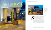 SOTHEBY'S | ART & HOME MAGAZINE